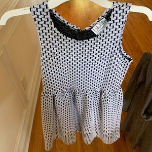black and white girls dress